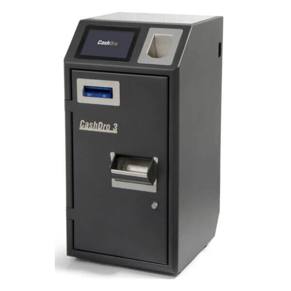 Cashdro3 kassesystem