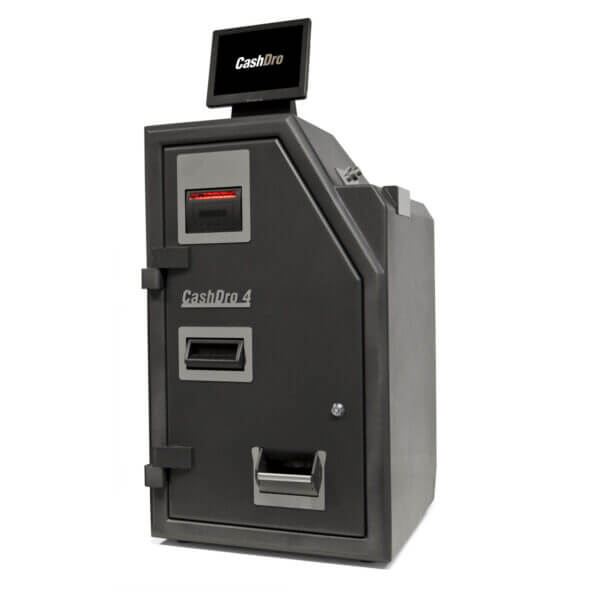 Cashdro4 kassesystem