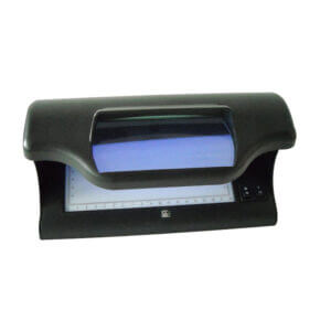 UV-Lampe til test af sedler