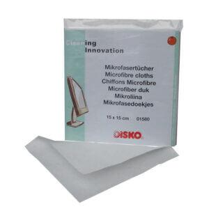 Disko Mikrofiberklude 15 x 15